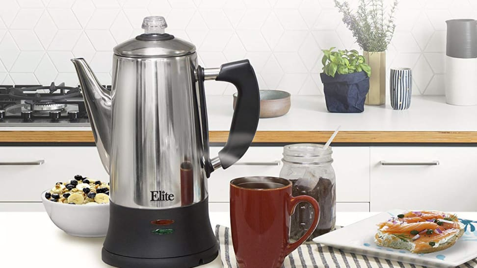 The Best Electric Percolator Of 2020 Reviewed Kitchen