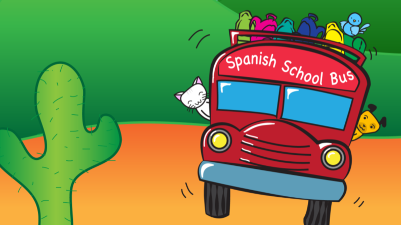 Spanish School Bus