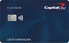 Product image of Capital One Platinum Secured Credit Card