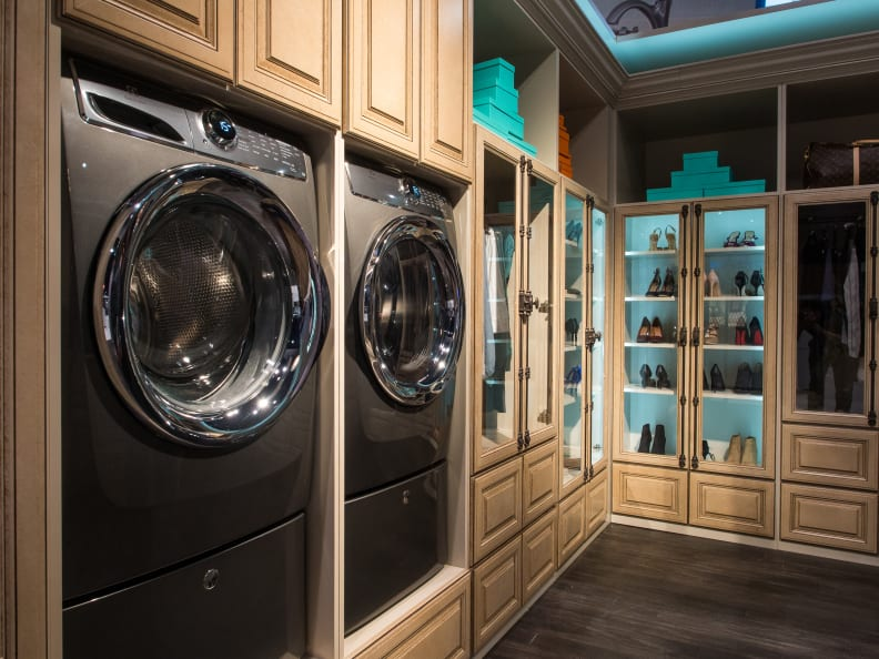 The Electrolux EFLS617SIW/TT and EFME617S at KBIS 2016