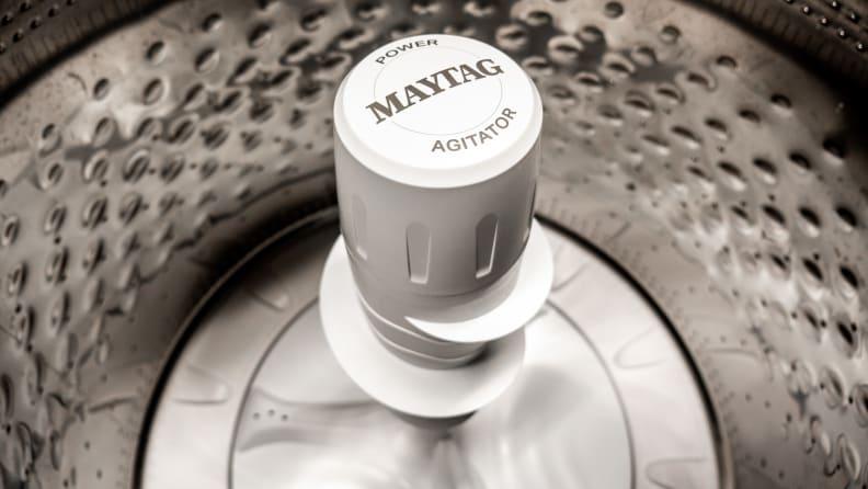 Maytag MVW7230HW Washing Machine Review — Agitator