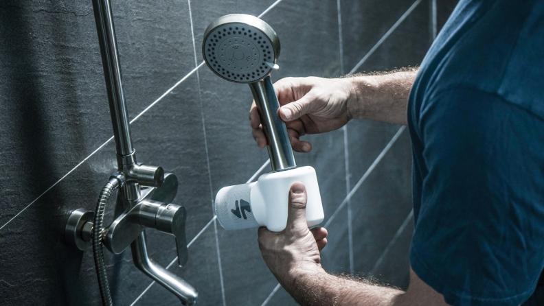 shower power installation