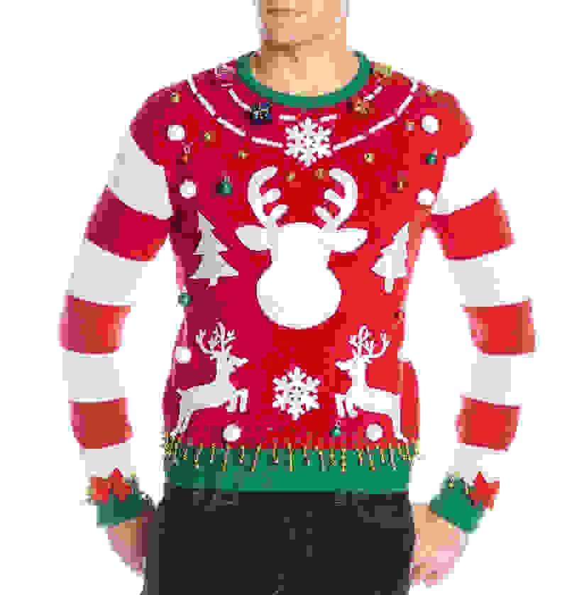Make Your Own Ugly Xmas Sweater