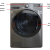 Lg washer front