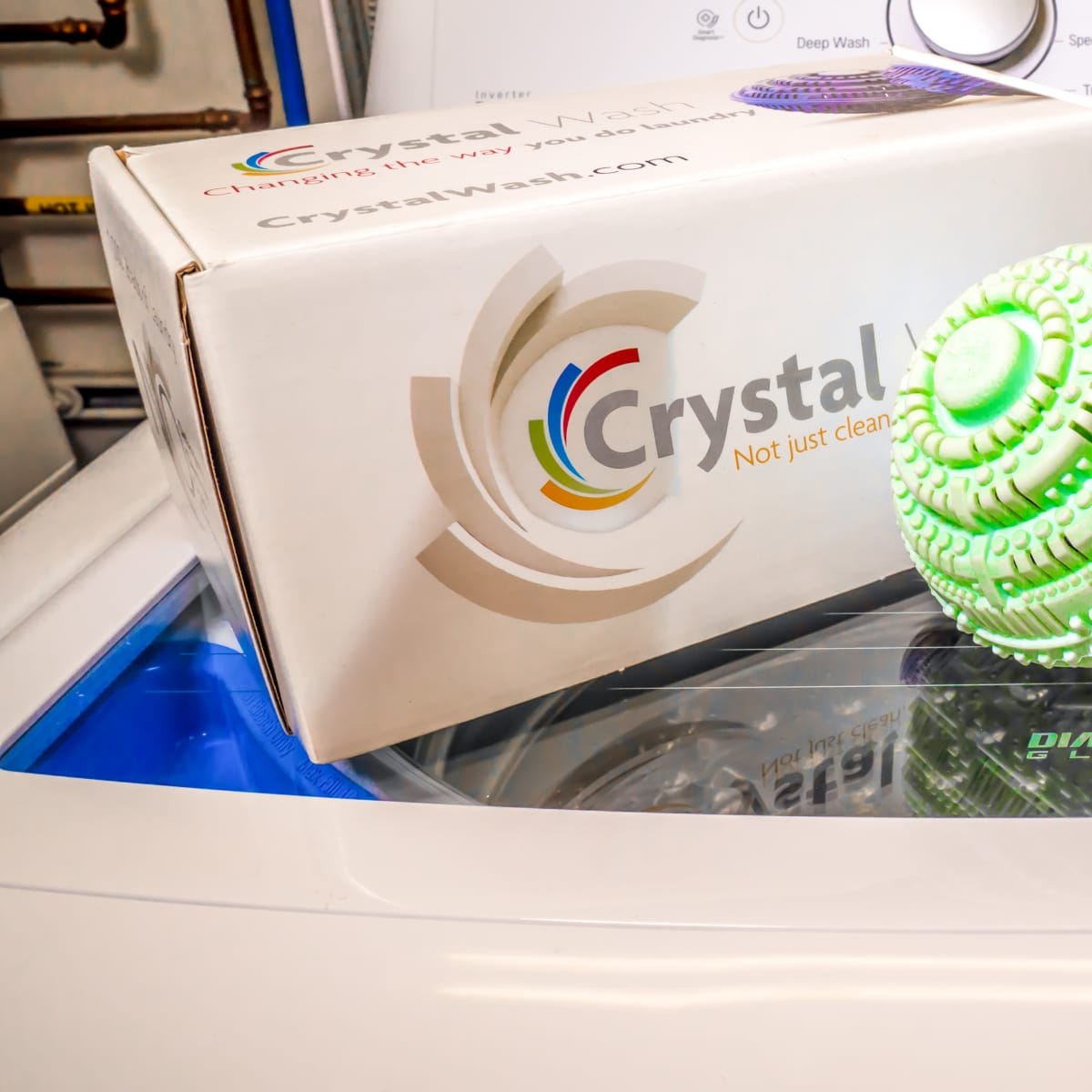 Crystal Wash review: Does this detergent alternative actually work