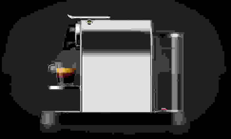 Nespresso Citiz Chrome