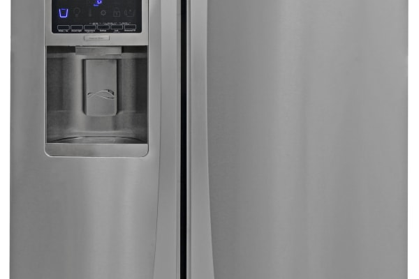 The Kenmore Elite 51773 stainless side-by-side adds style to your kitchen without completely emptying your wallet.