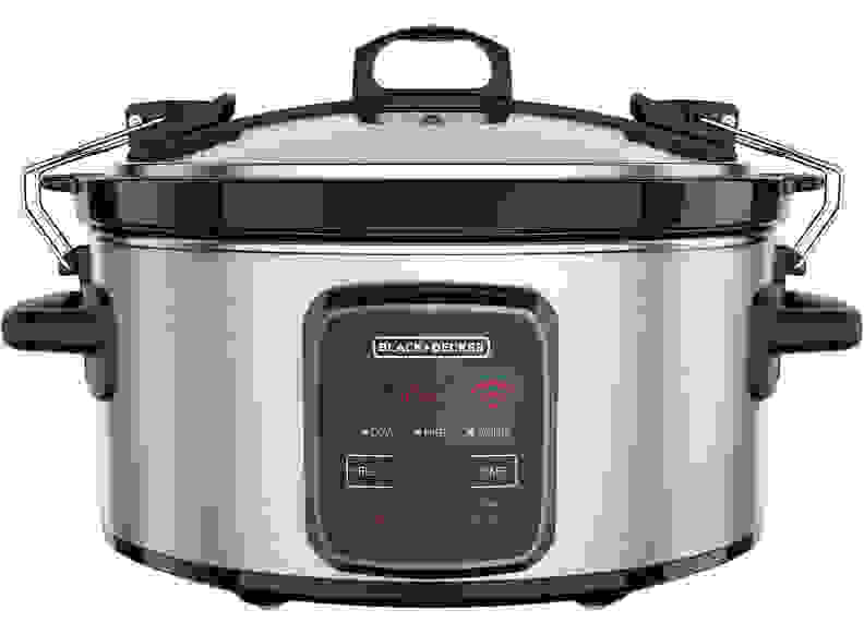 BLACK+DECKER Best Programmable Crock Pot