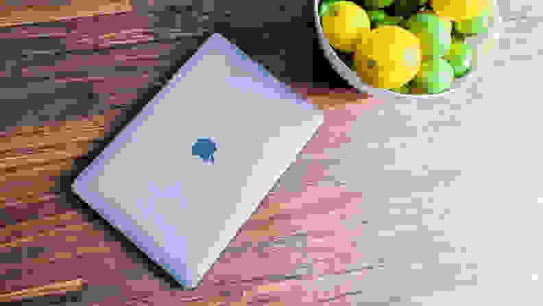 Apple MacBook Air Top Down