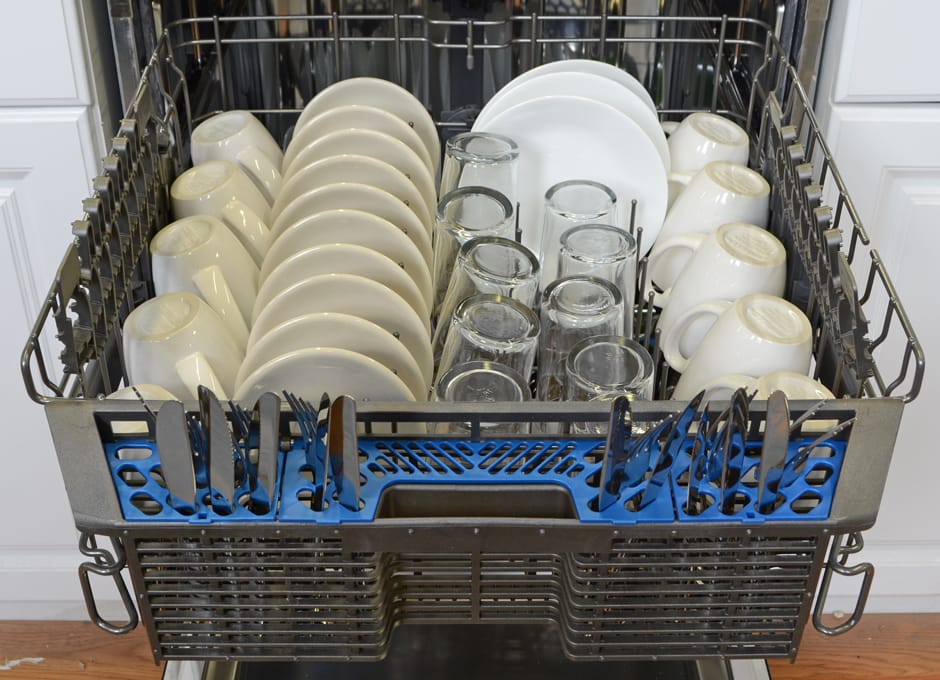 Ge Gdf570sgfbb Dishwasher Review Reviewed Com Dishwashers