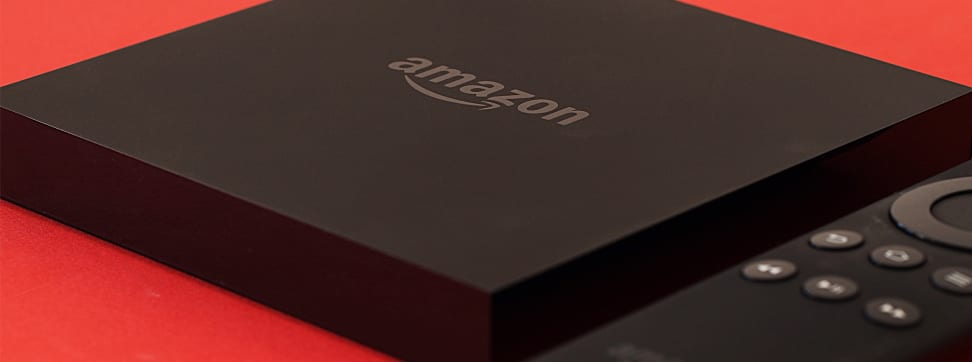 The Amazon Fire TV Review
