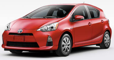 Product Image - 2012 Toyota Prius c Two