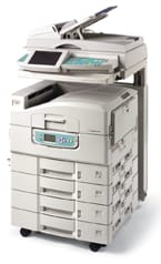 Product Image - Oki Data CX3641 MFP