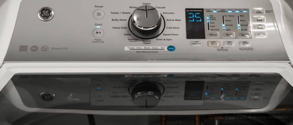 Best Top Loading Washing Machine >> The Best Top Loading Washing Machines Under 1 000 Of 2018