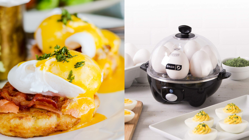 The cult-favorite egg cooker makes the perfect eggs in minutes.