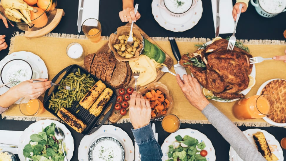 Here's what you need if you're hosting Thanksgiving for the first time.