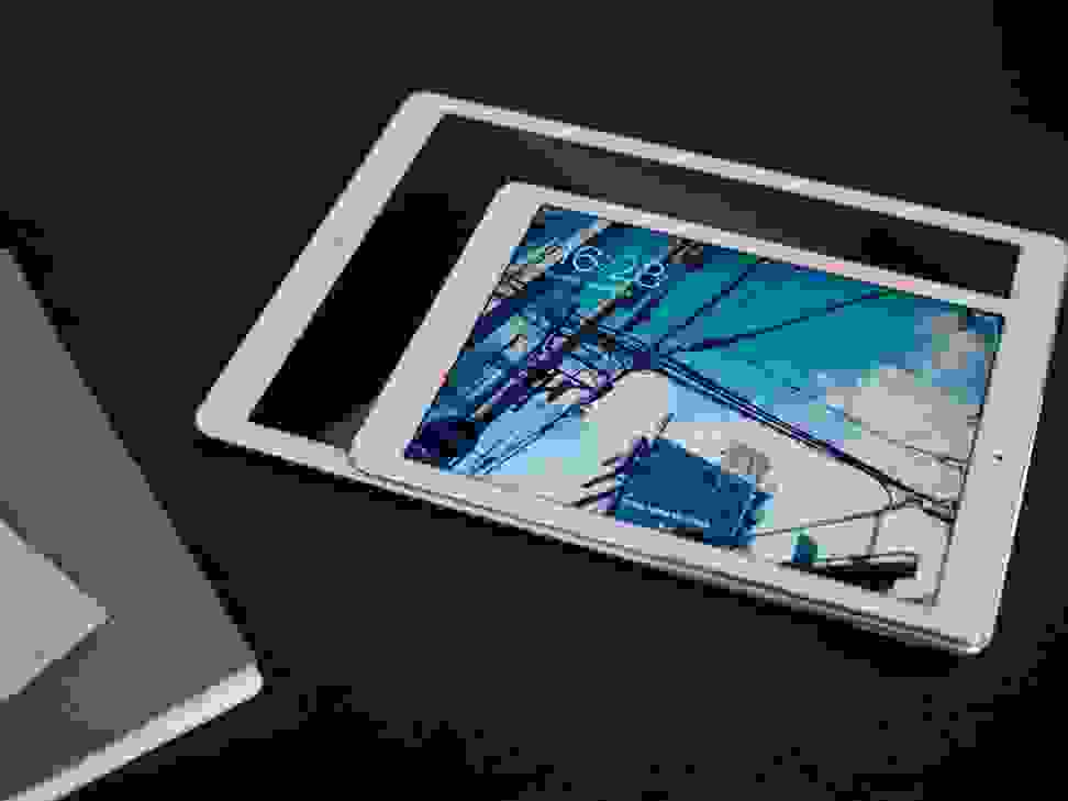 Apple iPad Pro Screen Size