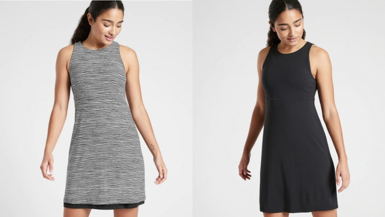 athleta reversible dress