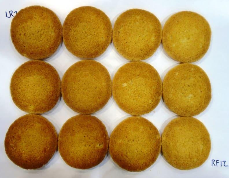 Bosch HEI8054U Cookie Tests