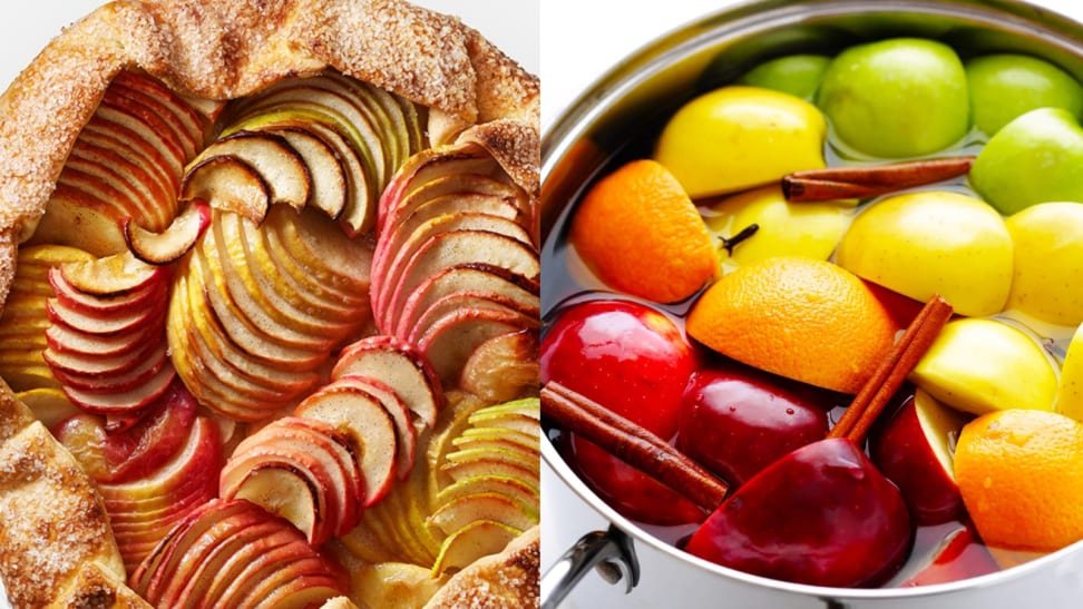 Everything you should make with apples this fall
