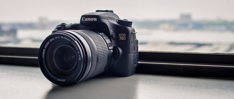 Canon EOS 70D First Impressions Review - Reviewed Cameras