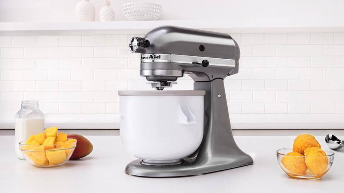 You're probably using your KitchenAid stand mixer wrong