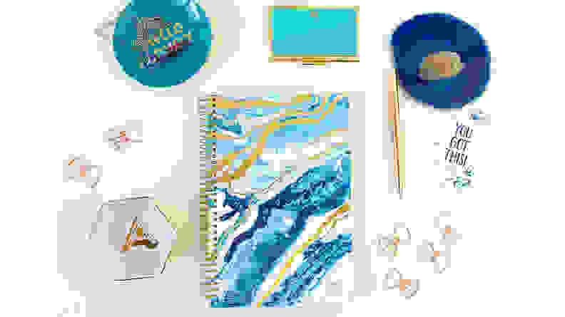 bloom 2018 Geode Planner