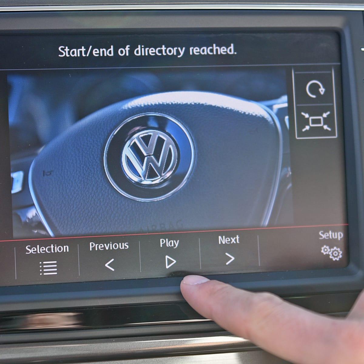 Volkswagen MIB II Infotainment System - Reviewed