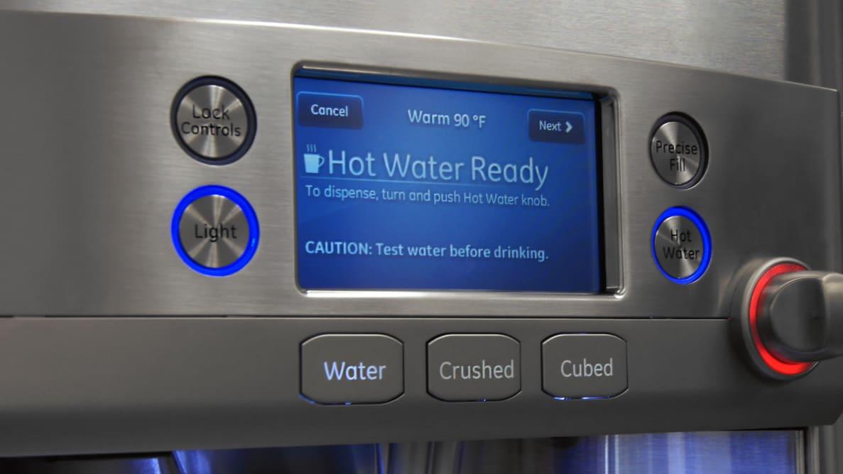 GE Café CFE28TSHSS Refrigerator Review