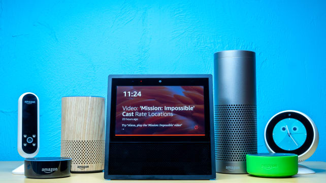 Amazon Echo Devices