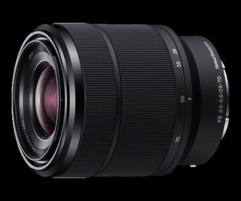 Product Image - Sony FE 28-70mm f/3.5-5.6 OSS Full-frame E-mount Zoom Lens