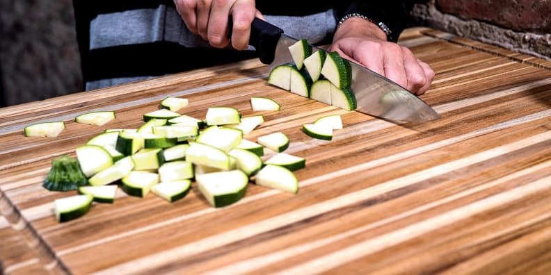 Holiday Dinner: Carving Board