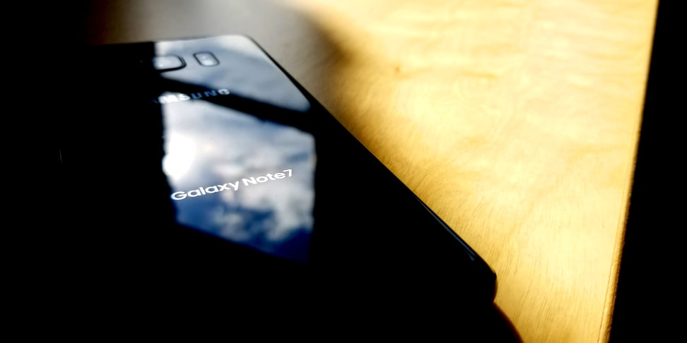 Was the Samsung Galaxy Note 7 destined to fail?