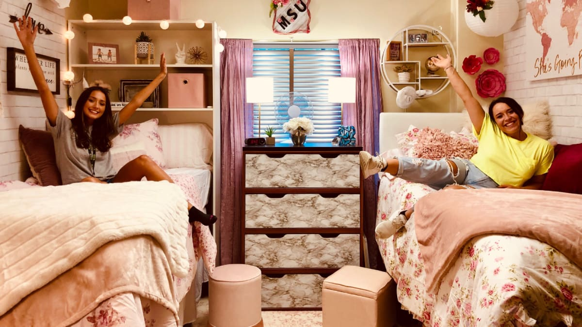 This insane dorm room will put your own home to shame