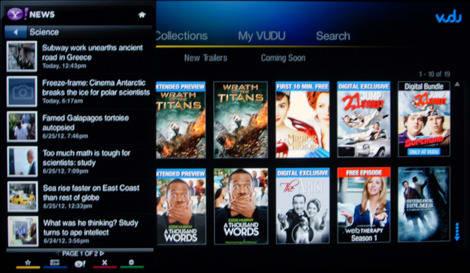 Vizio's 2012 Smart TV Platform: Explained - Reviewed Televisions