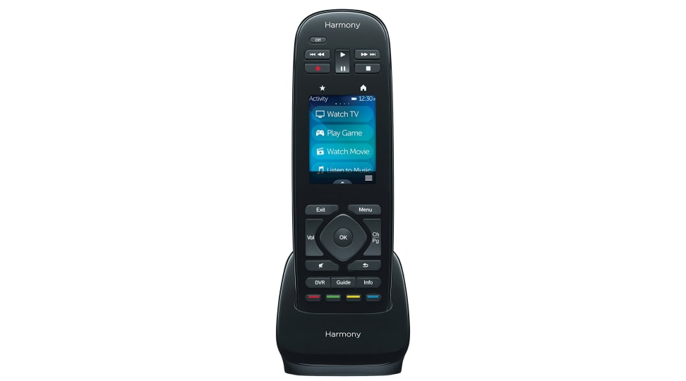 This Logitech touch screen remote upgrades your home for under $150