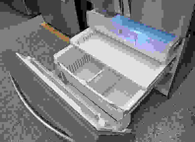 Kenmore Elite 74033 Freezer