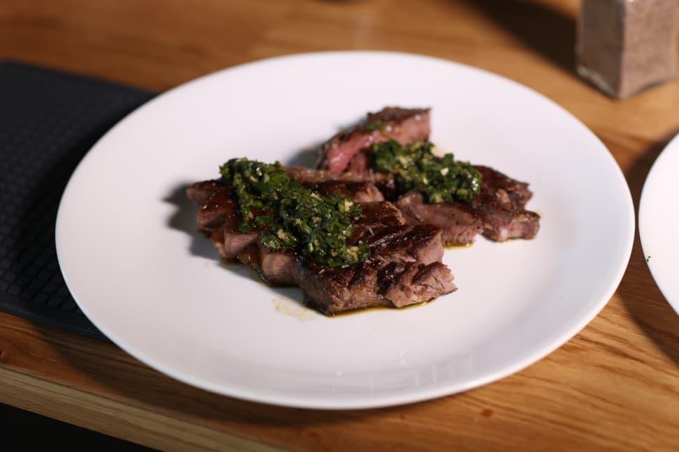 Pan Steak