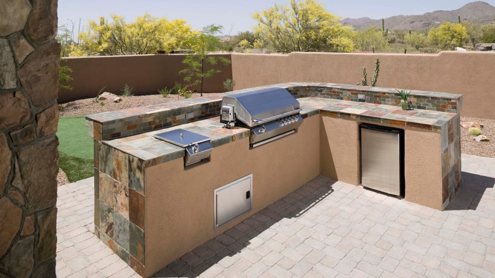 How To Build Your Outdoor Kitchen Reviewed Home Outdoors