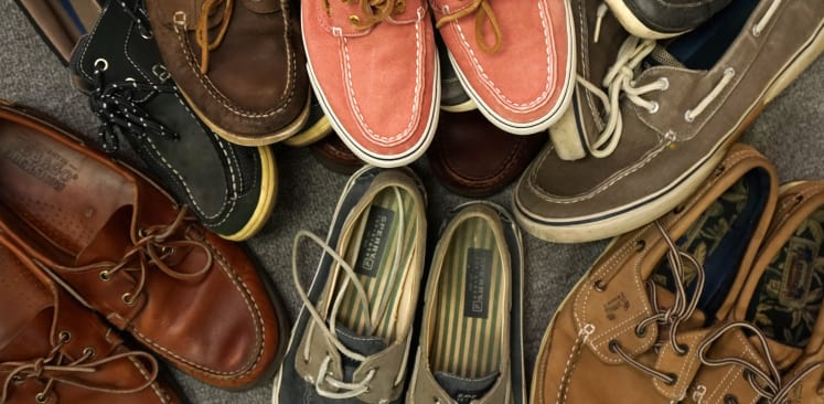 8c1aa25822825 How to Care for Your Sperry Shoes - Reviewed Laundry
