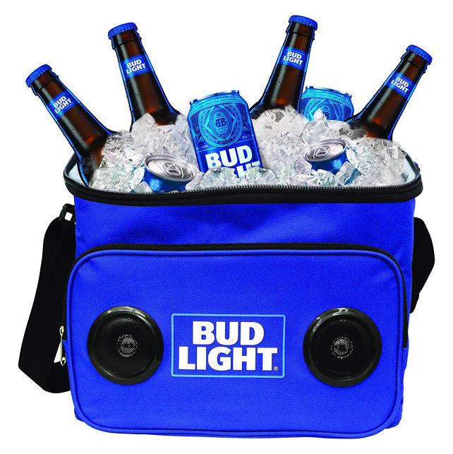 Bud Light Soft Cooler Bag