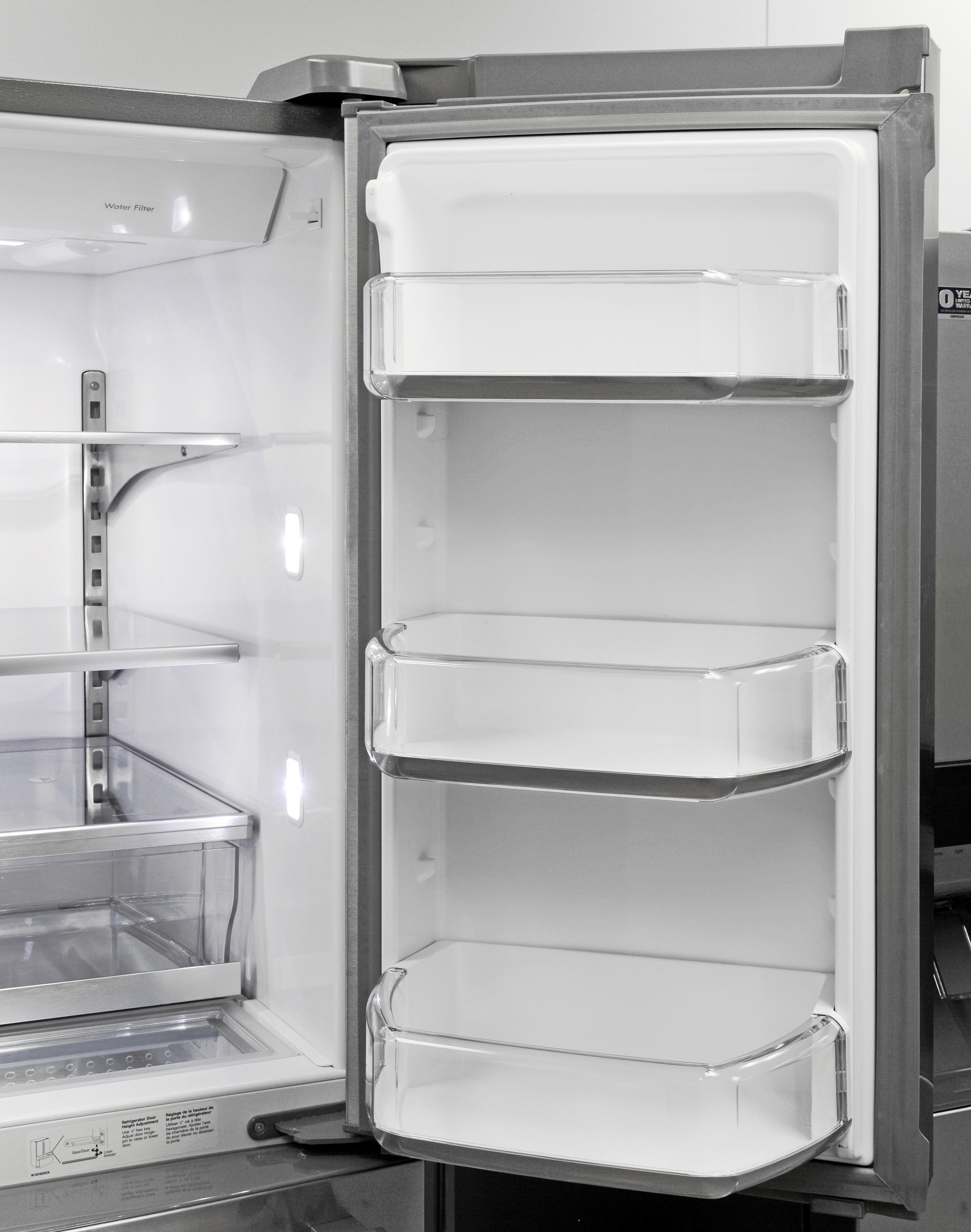 Maytag MFX2876DRM Refrigerator Review - Reviewed Refrigerators