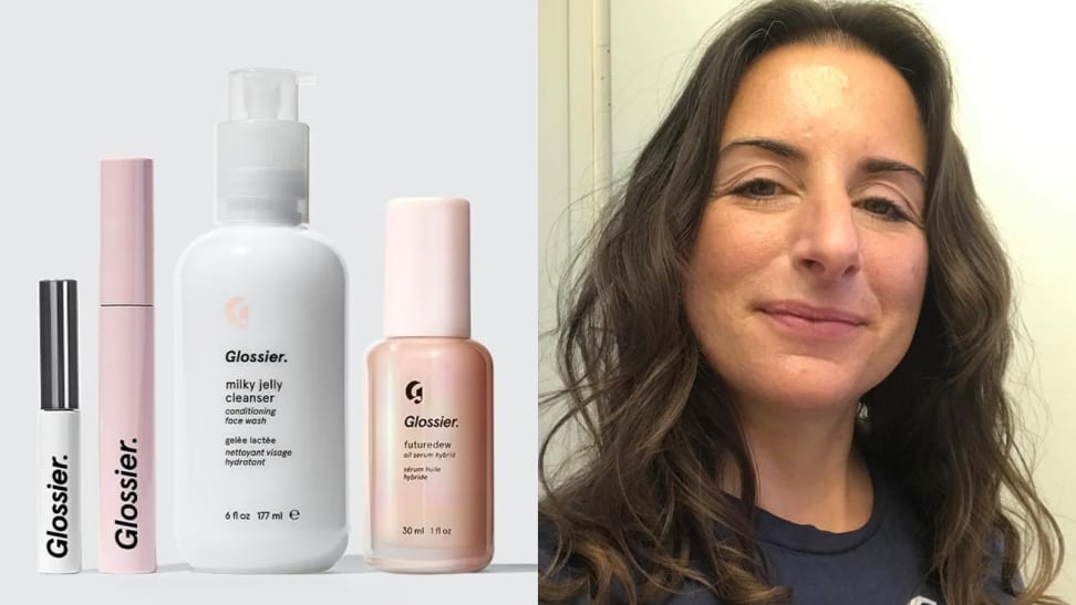 I tried 12 beauty products from internet-famous brand Glossier