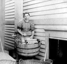 Female Laundry