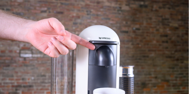 Nespresso VertuoPlus by Breville