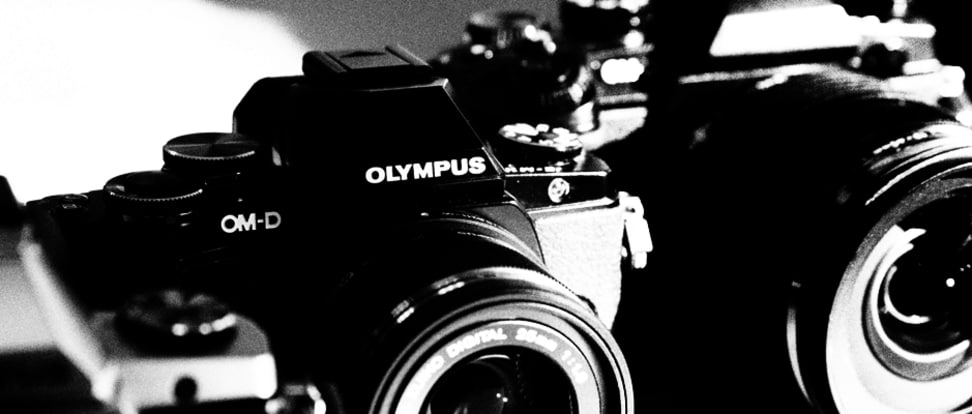 Product Image - Olympus OM-D E-M10