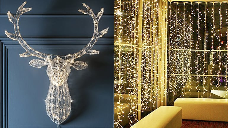 The 12 trendiest holiday light displays of 2017