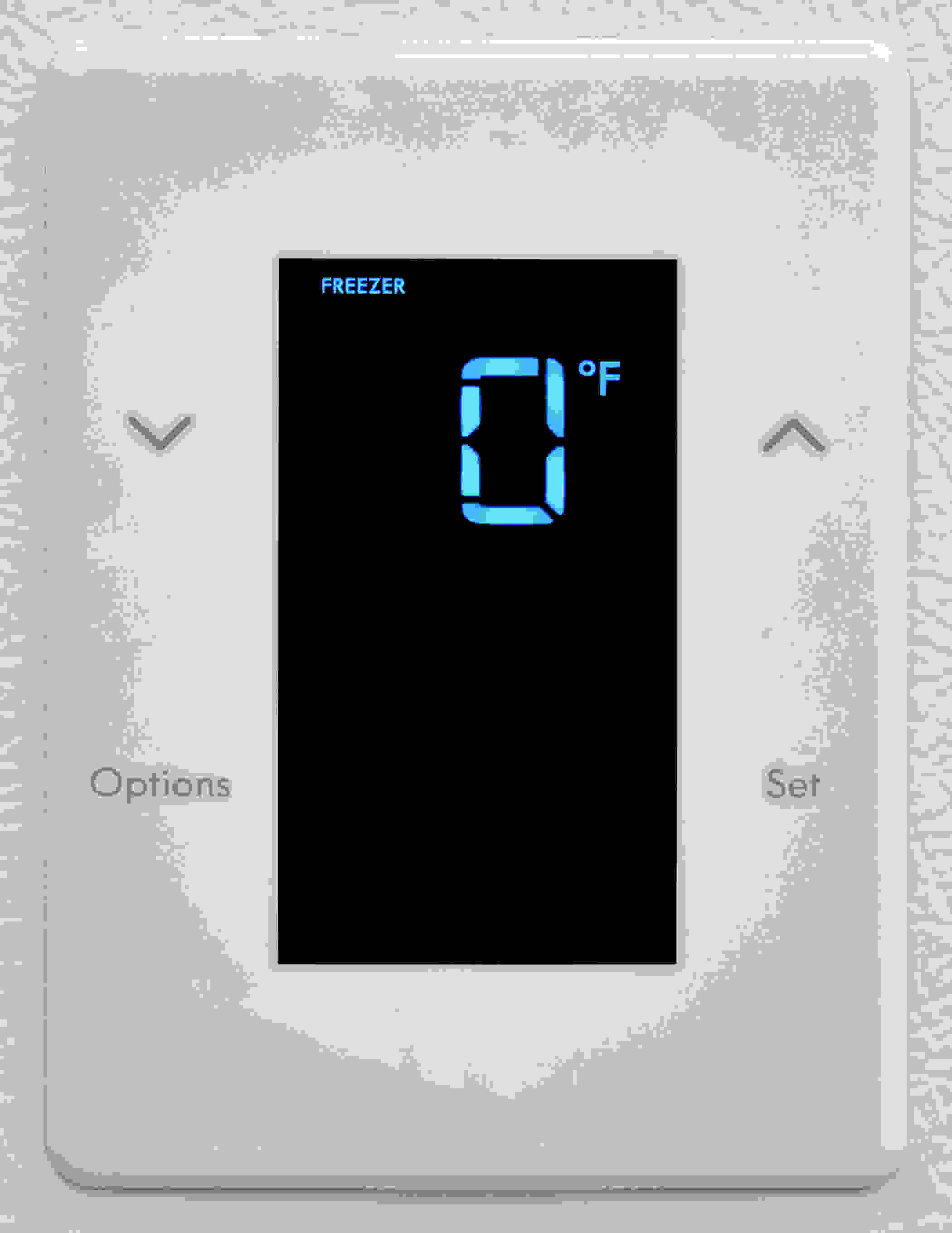 Degree-based controls are always a welcome addition to any freezer like the Kenmore Elite 17202.