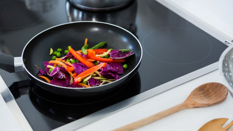 How to modify recipes for an induction cooktop