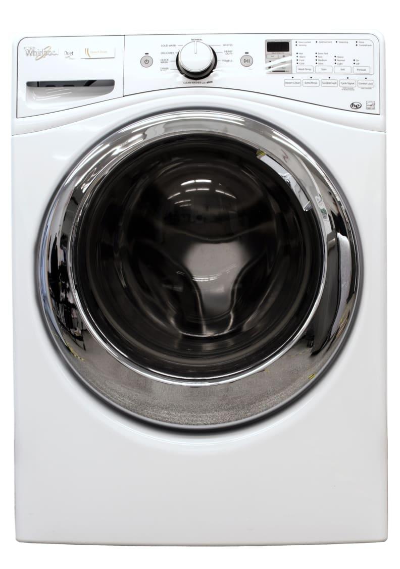 Whirlpool Duet WFW87HEDW Washing Machine Review